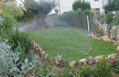 Impianti irrigazione giardino: progettazione e realizzazione
