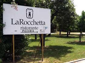Ristorante La Rocchetta Pietrasanta