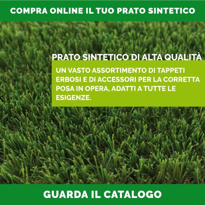 Prato sintetico per giardino posa professionale a forte for Prato sintetico